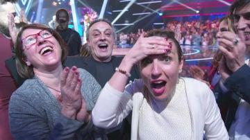 Los vocal coaches de 'La Voz Senior', histéricos con el triunfo de Helena Bianco en la Gran Final