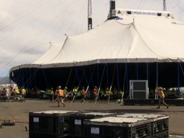 Totem, el gran espectáculo del circo acrobático