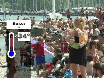 Varios países en alerta por la ola de calor en Europa