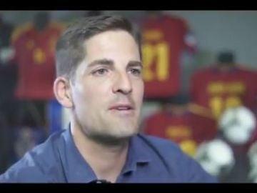 Robert Moreno, seleccionador nacional de fútbol