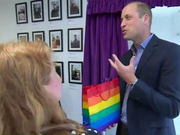 El príncipe Guillermo no tendría ningún problema si alguno de sus hijos fuera gay