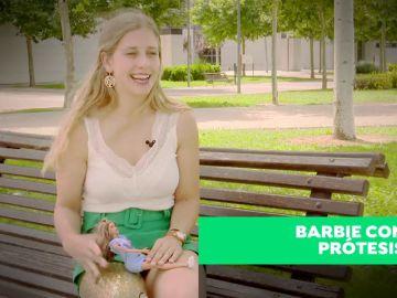 'Barbie Superstar': una atleta paralímpica española inspira la primera muñeca con prótesis