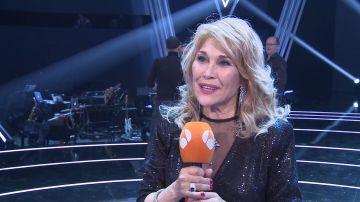 Helena Bianco, ganadora de 'La Voz Senior'