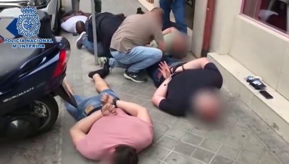 Liberado un hombre que llevaba siete días secuestrado en Madrid