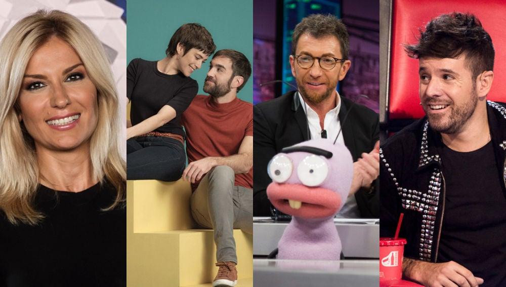 Liderazgos de Antena 3