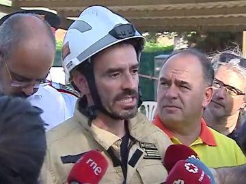 Contenido el avance del incendio en Tarragona