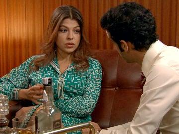 La cómplice conversación de Nuria e Ignacio
