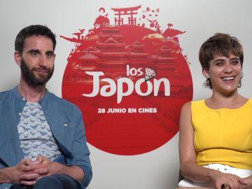 Dani Rovira y María León, protagonistas de 'Los Japón'