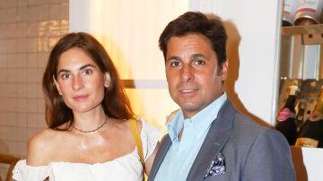 Fran Rivera y Lourdes Montes