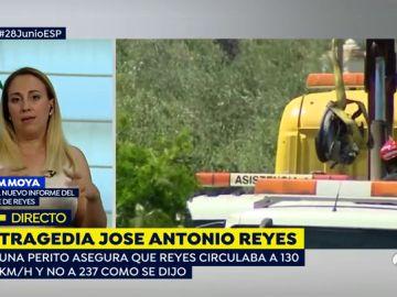 José Antonio Reyes.