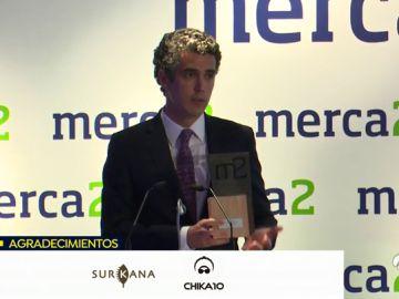 El periodista Gonzalo Bans.