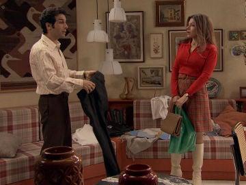 Ignacio y Nuria comienzan una cómplice amistad