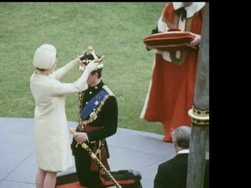 Carlos de Inglaterra celebra el 50 aniversario de su nombramiento