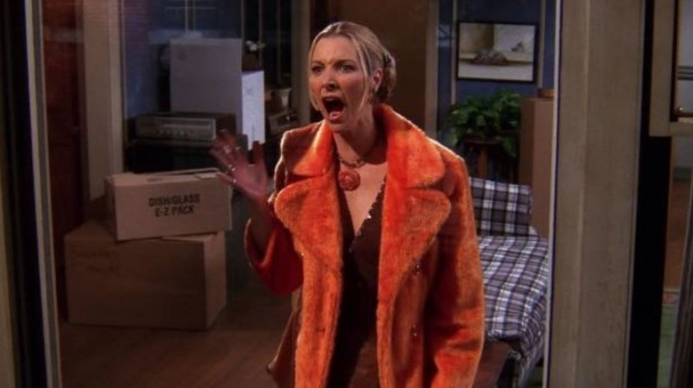 Lisa Kudrow en 'Friends'