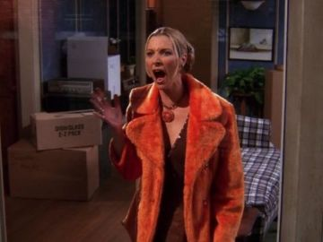 Lisa Kudrow en 'Friends'