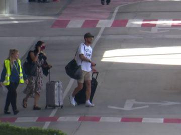 Sergio Ramos y Pilar Rubio ya están en casa: así ha sido el regreso de su luna de miel