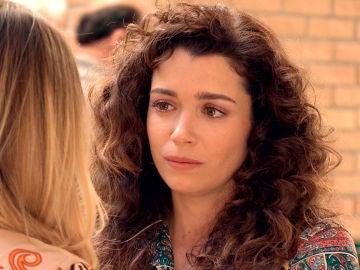 Amelia le pide tiempo a Luisita