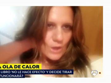 Mabel Redondo.