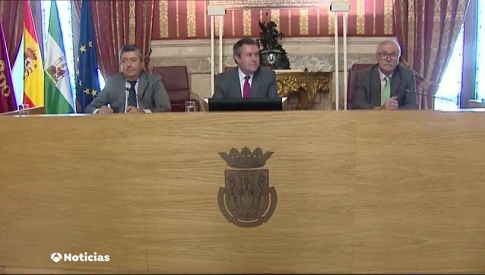 El alcalde de Sevilla se sube el sueldo un 40 %