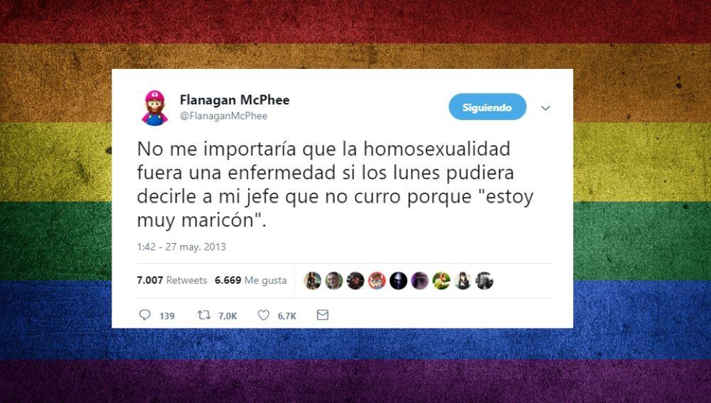 Mejores tuits LGTBI