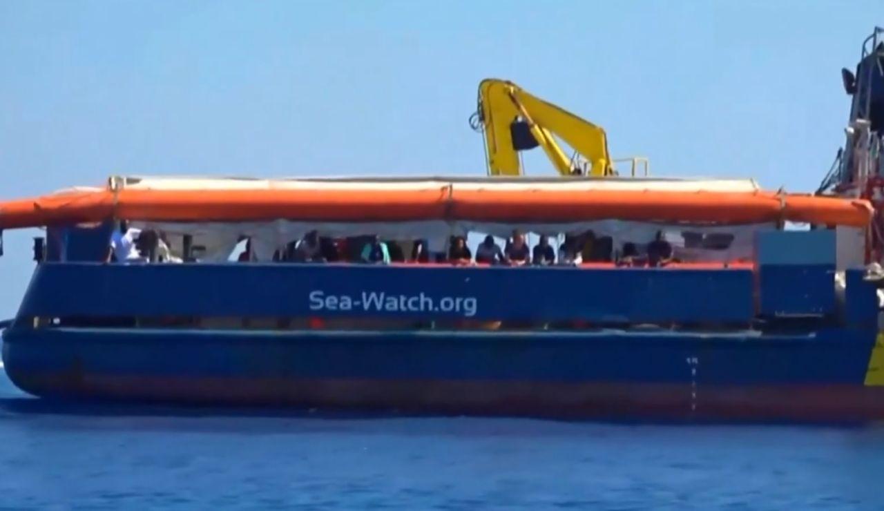 Imagen del Sea-Watch