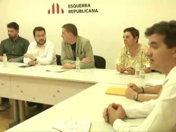 ERC acerca a Bildu a la abstención en la investidura