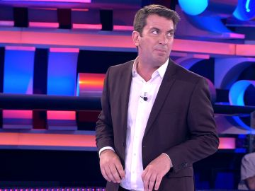 El divertido intento de Arturo Valls para sustituir a Palmira Gogó en '¡Ahora caigo!'