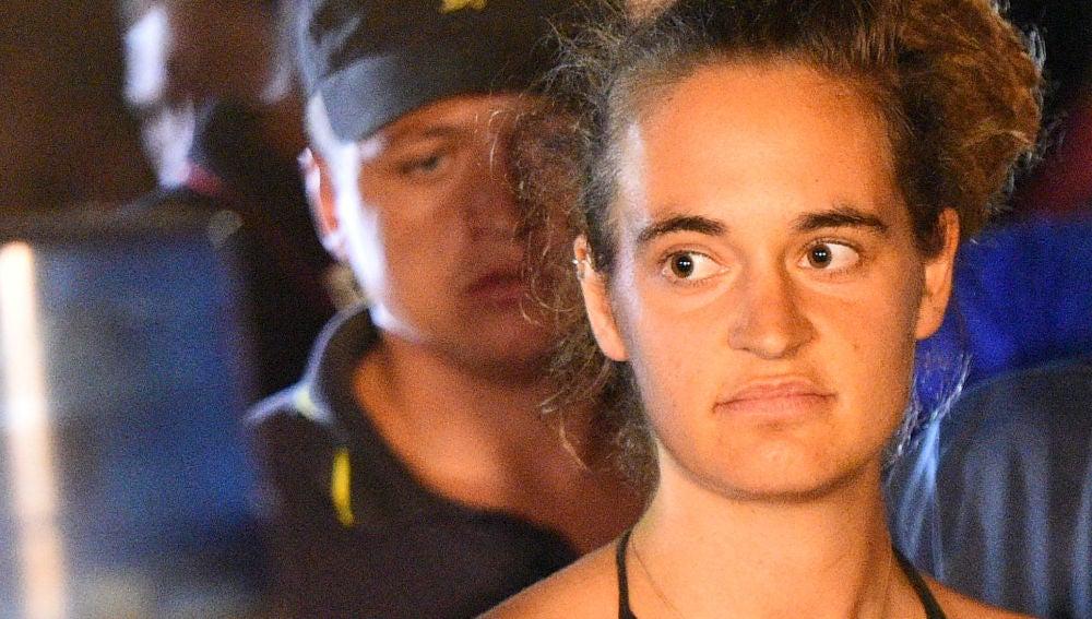 Carola Rackete, la capitana del 'Sea Watch'