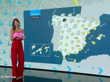Leve descenso de temperaturas, pero superarán los 40º en distintas ciudades