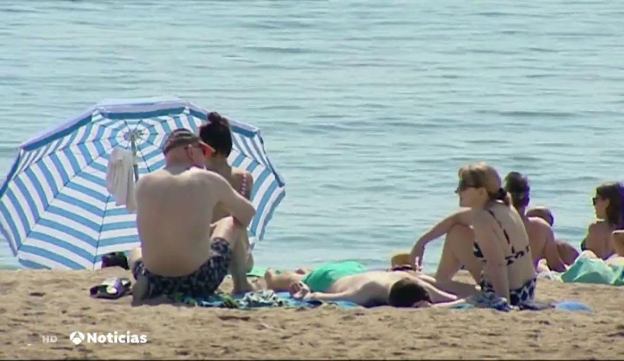 Disminuye el turismo extranjero en España