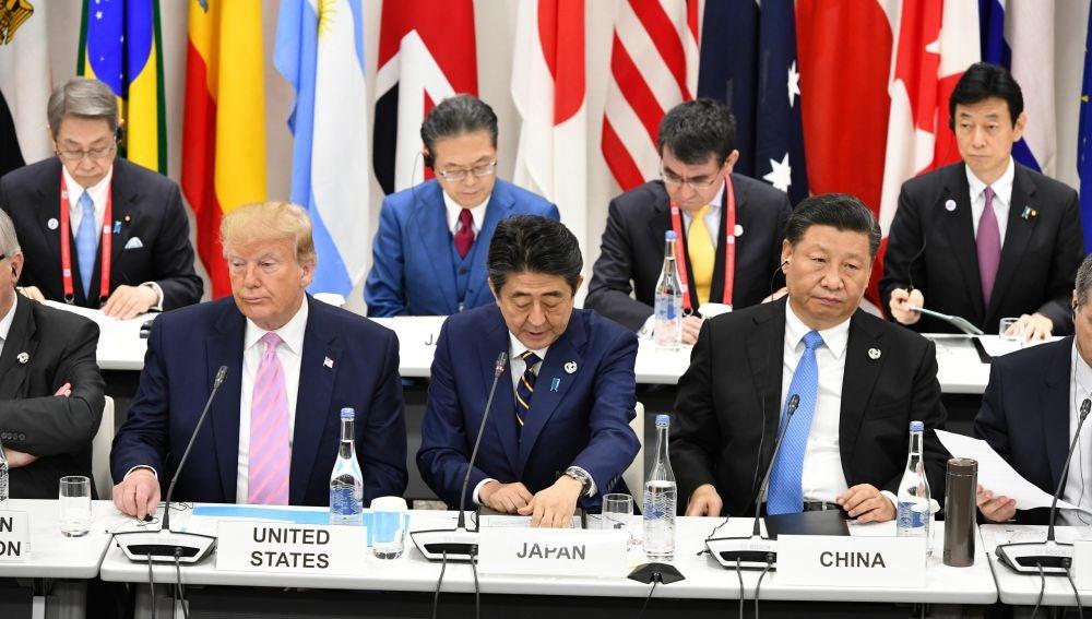 Donald Trump en la Cumbre del G20
