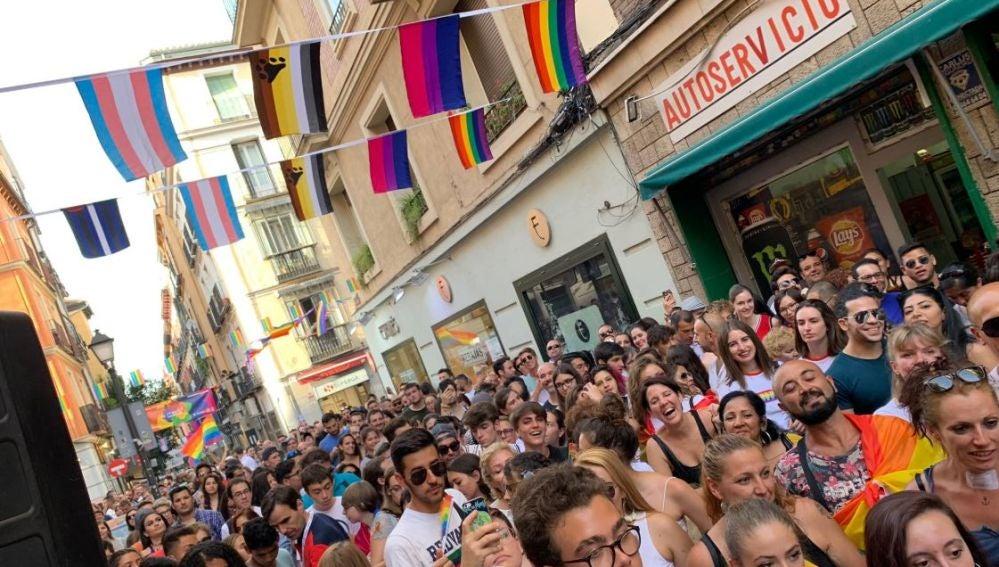 orgullo gay a coruña 2019 fechas