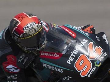 laSexta Deportes (29-06-19) Quartararo logra la pole en Holanda con Marc Márquez cuarto y una primera línea española