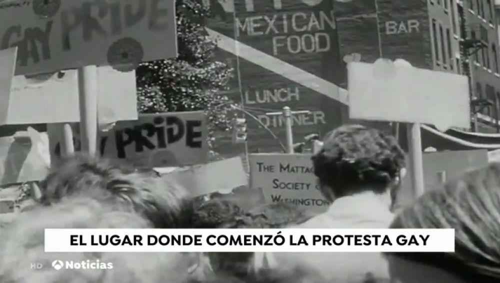 Visitamos 'Stonewall', el local en el que nació la lucha LGTBIQ hace 50 años