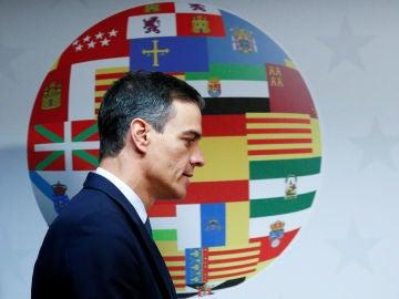Pedro Sánchez durante el G20