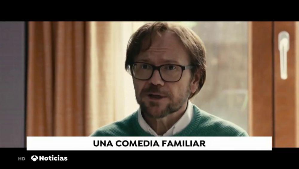 Santiago Segura en su nueva película