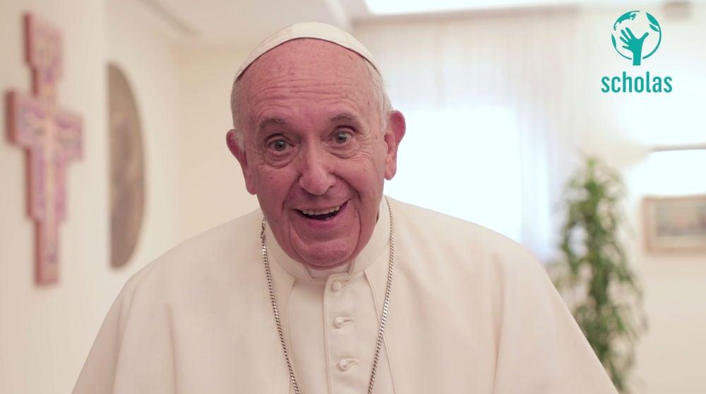 El mensaje del Papa Francisco a los jóvenes que asistirán al 'Concierto por la Paz' en Madrid