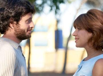 Nuria y Jaime en 'Amar es para siempre'