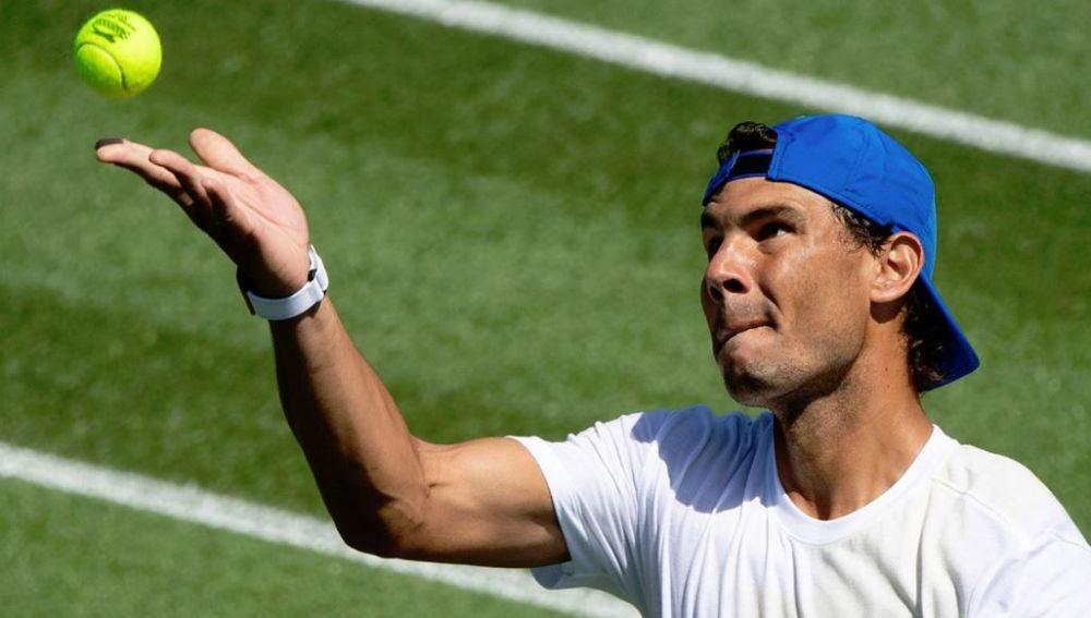 Rafael Nadal afronta un Wimbledon que no le ha tratado como se le debe