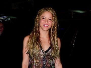 Shakira en Nueva York
