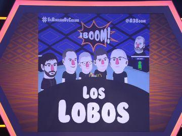 Un espectador sorprende a 'Los Lobos' con un detalle especial por sus 500 programas en '¡Boom!'