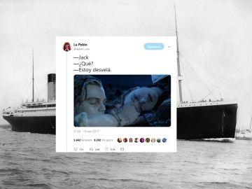 Los mejores memes de Jack y Rose