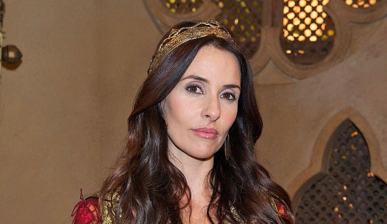 Violante, esposa del rey Alfonso X el Sabio