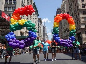 El 50 aniversario de los disturbios del bar Stonewall