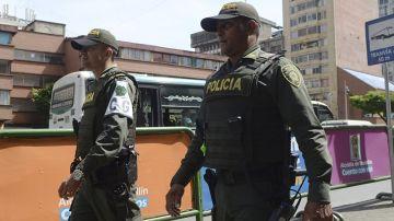 Imagen de archivo de la Policía de Colombia