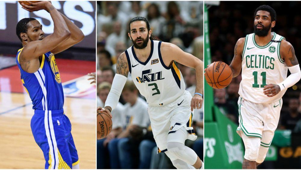 Los fichajes de la NBA 2019: El bombazo de Durant y Irving con los Nets y Ricky Rubio a los Suns