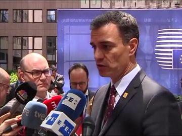 Pedro Sánchez culpa a la división en el PPE del fracaso en la Unión Europea