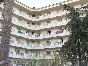 Muere un turista de 19 años al caer de un balcón en Lloret de Mar