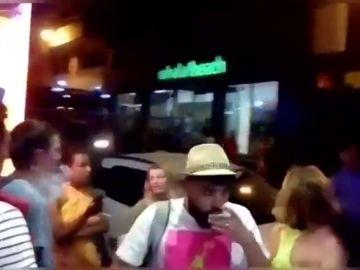 Desalojan a 600 huéspedes de un hotel de Mallorca por un incendio declarado en las instalaciones