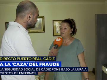 CAZA DE FALSOS ENFERMOS